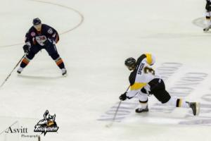 Spacek signs with the Stockton Thunder ECHL